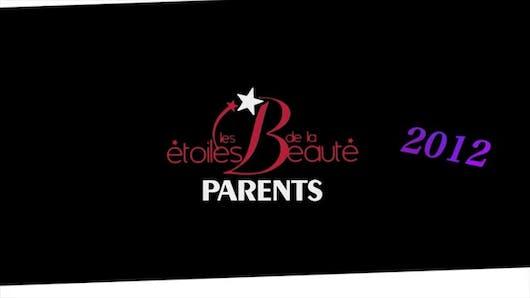 Les Etoiles de la Beauté Parents 2012
