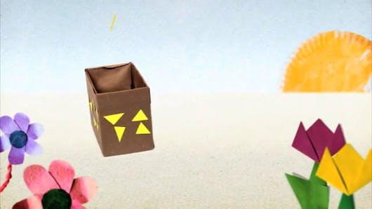 Vidéo mini atelier de Tiji : un amour de bouquet !