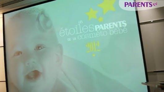 Le palmarès des Etoiles Parents de la Cosméto bébé