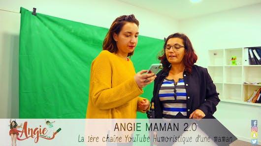 Angélique Marquise des Langes : quand Angie n'est pas là