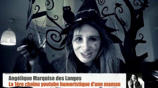 Angélique Marquise des Langes : Halloween, comment obtenir le plus de bonbons ?