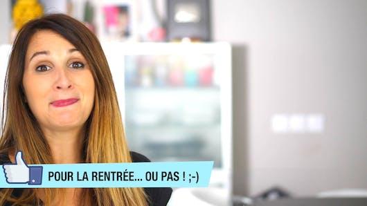 Angélique Marquise des Langes - Rentrée au CP : ça change quoi ?