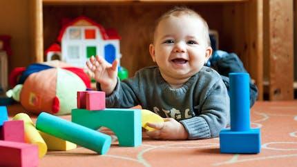 A quoi votre bébé aime-t-il jouer ?