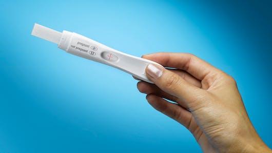 Banc d'essai des tests de grossesse