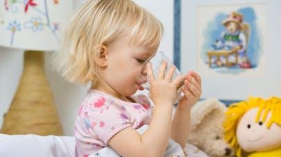bébé tousse - toux bébé