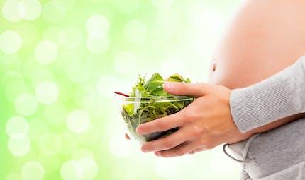 Comment concilier le régime végétarien avec la grossesse ?