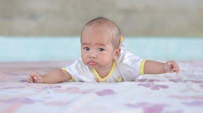 7ca36b21af95e Evolution bébé de 0 à 6 mois   développement bébé mois par mois ...