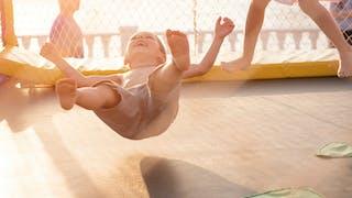 Les jeux de plein air pour les enfants