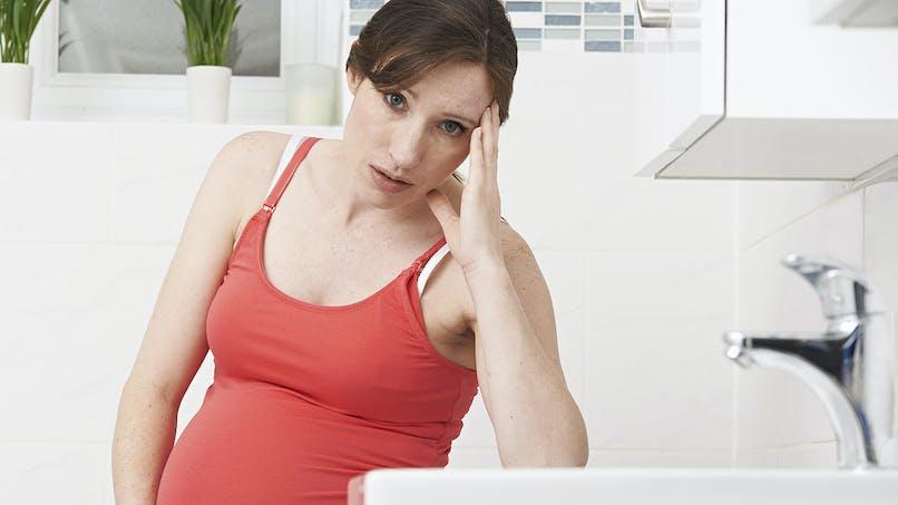 Quels sont les signes qu'il faut partir aux urgences pendant la grossesse ?