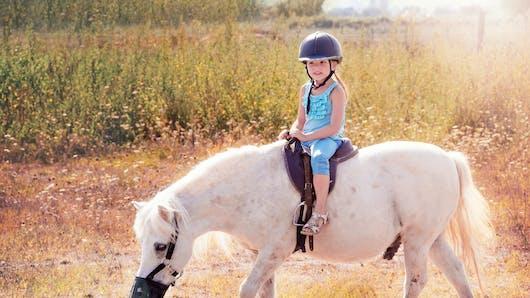 L'équitation pour les enfants dès 4 ans