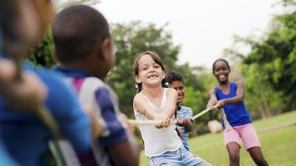 Enfants : que font-ils au centre de loisirs ?
