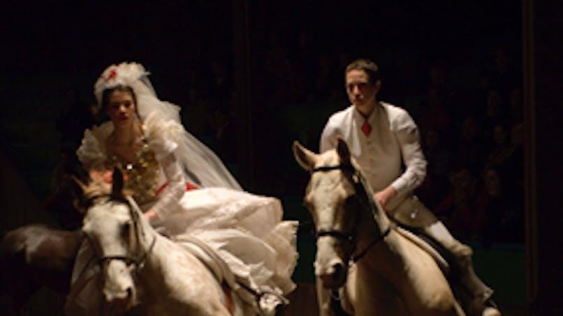 Equestre : le cirque Zingaro