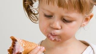 Glaces et sorbets : à partir de quel âge pour mon enfant   ?