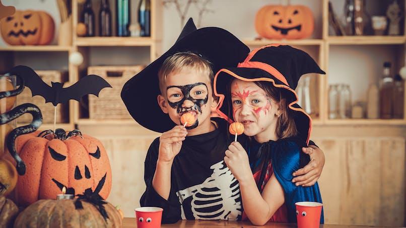 Le premier Halloween de mon enfant