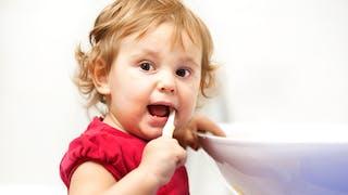 hygiène pour dents saines