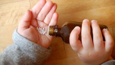 L'homéopathie pour les enfants