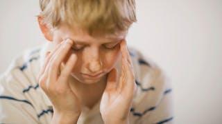 La migraine chez l'enfant