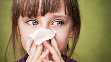 Le rhume chez l'enfant, que faire ?