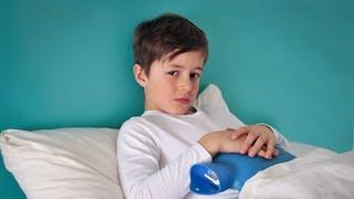 Les maux de ventre de l'enfant