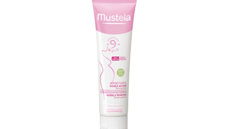 Vergetures Double Action, Mustela