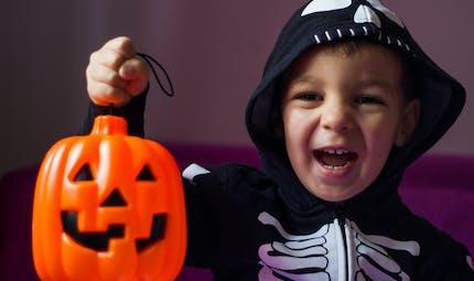 Fêter Halloween avec ses enfants