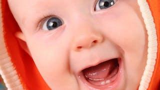 rire Bébé