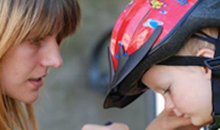 L'équipement de votre enfant à vélo