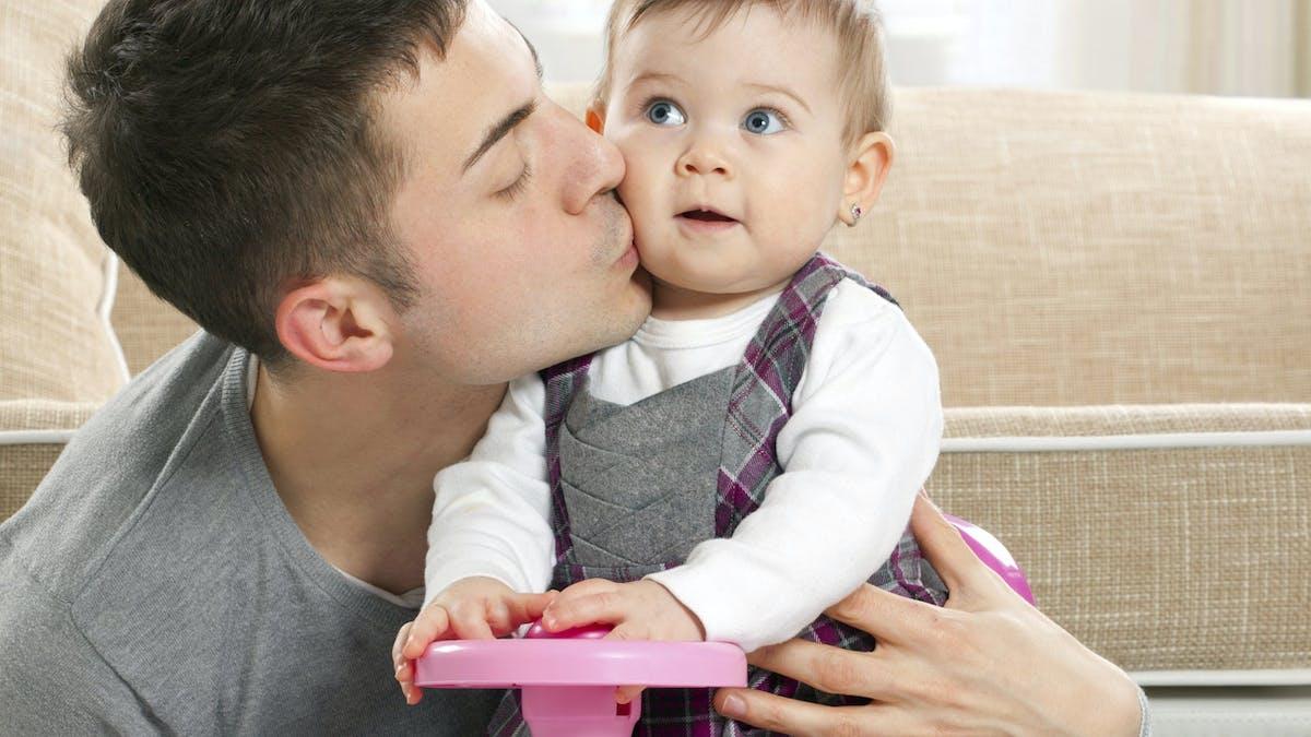 Relation père et fille