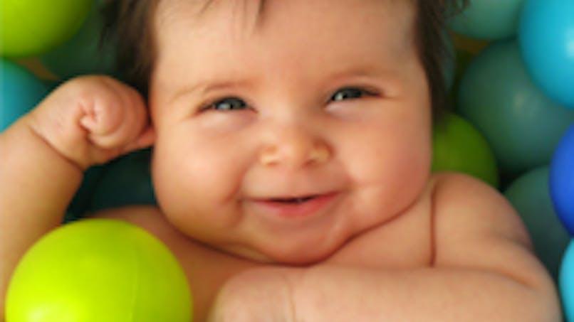 Le deuxième mois de Bébé