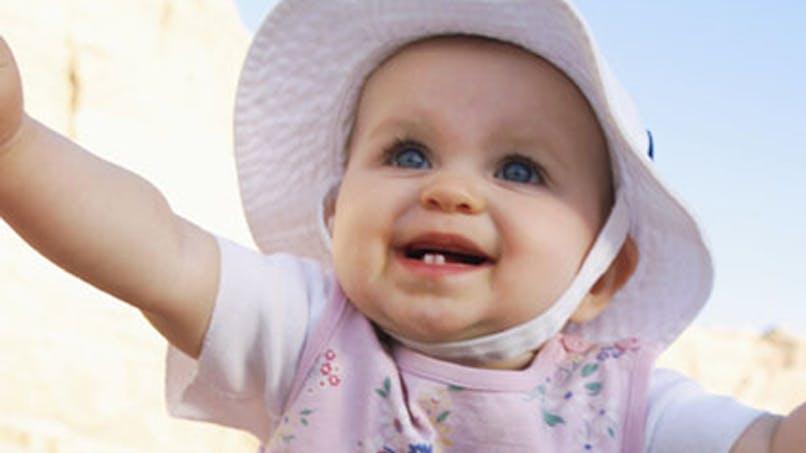 Les chapeaux d'été pour Bébé