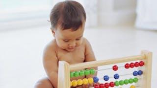 Les premiers mois, des jouets d'éveil