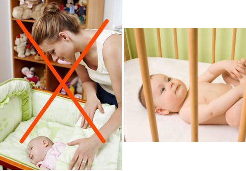 Mort subite du nourrisson les bons r flexes pour la - Comment mettre le tour de lit ...