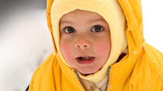 Super doudounes pour Bébé
