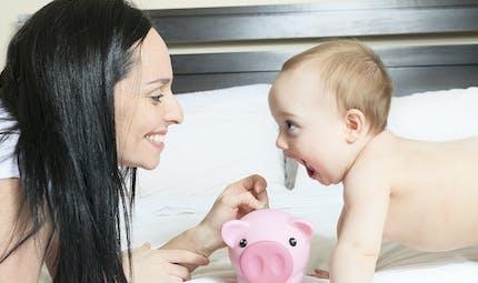 Un bébé, combien ça coûte ?