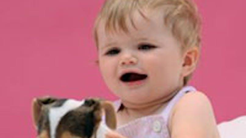 Un bébé, un chien : comment cohabiter ?