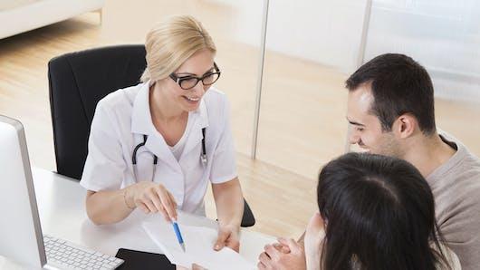 Grossesse: le point sur l'équipe médicale