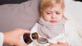 Les antibiotiques pour les enfants