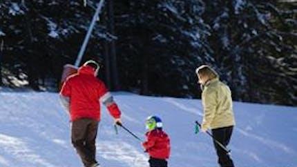 Le ski de fond, dès 3 ans