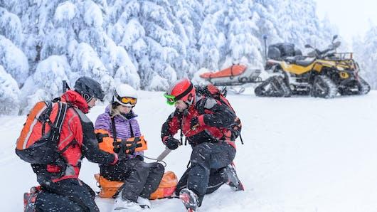 Vacances à la neige : les assurances