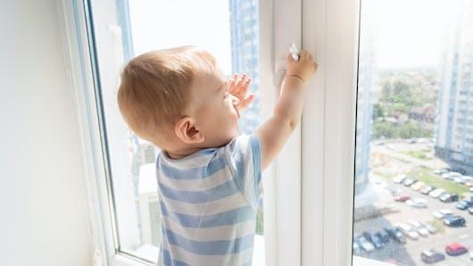 Sécurité à la maison pour les enfants