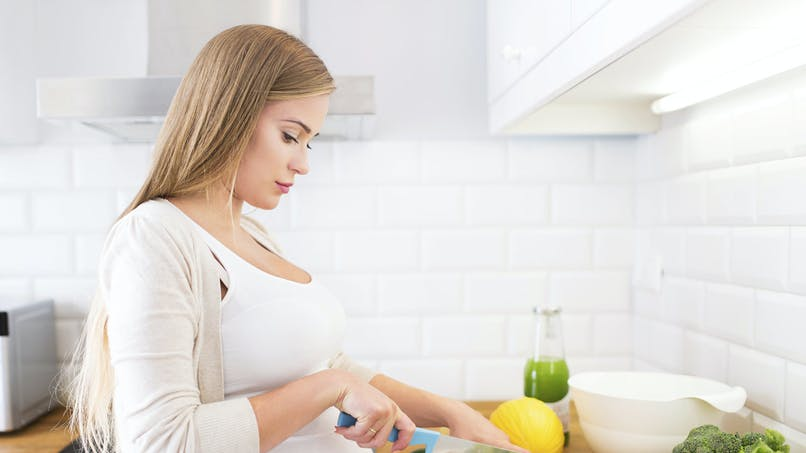 On mange quoi pendant la grossesse ?