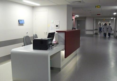 Bureau des accouchements