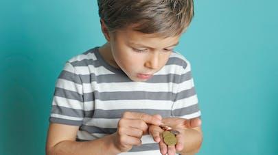 L'argent de poche pour les enfants