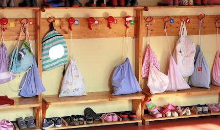La petite section de maternelle