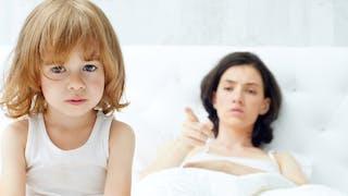 La punition chez les enfants