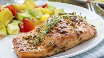 Le poisson, c'est bon pour la grossesse !