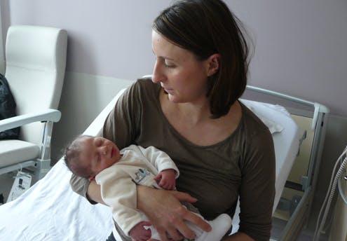 Lucile, 31 ans, a testé pour vous la maternité de Bon       Secours