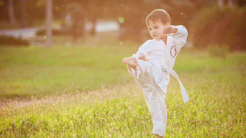 Quel sport choisir pour mon enfant ?