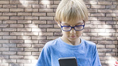 Un téléphone portable pour mon enfant ?