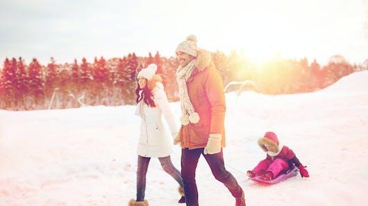 Vos vacances à la neige